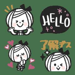*.•モノトーンde大人シック♡ボブGIRL•.*