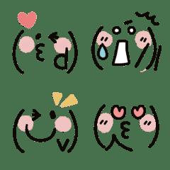 まるぴ★顔文字【再販】