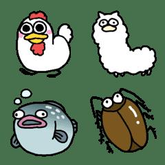 可愛い動物たち