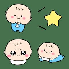 男の子 赤ちゃん絵文字