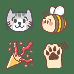 可愛い動物たち❤アニマルフレンズ絵文字
