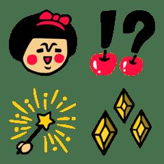 ザ・昔ばなし絵文字集2