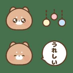 ふわもちわんこ(柴犬)