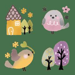 ♡小鳥の優しいキモチ♡