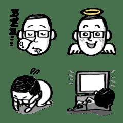 イッパンジン(メガネマン02)