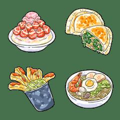 台湾夜市美味しい食べ物.3