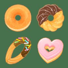 ドーナツの絵文字