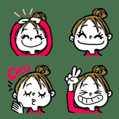 ☆おだんごの女のコ☆