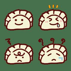 シュールなギョウザ絵文字【40種類】