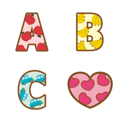 Let's learn Alphabet!