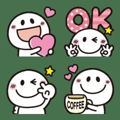 大人可愛い♡シンプルな絵文字3
