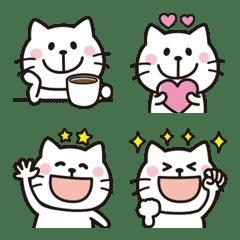 大人可愛い♡ネコの絵文字7