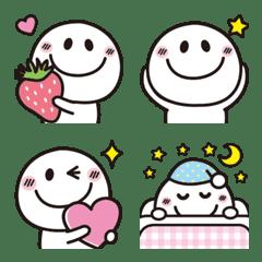 大人可愛い♡シンプルな絵文字8