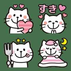 大人可愛い♡ネコの絵文字8
