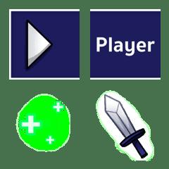 RPG Emoji set 2