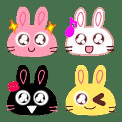 キラキラのウサギ♡