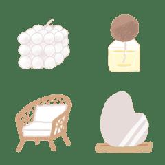 Natural interior Emoji