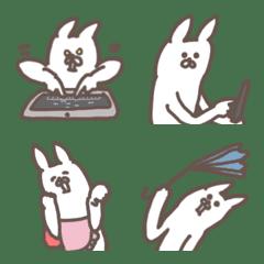 おかしなウサギ④楽しい毎日