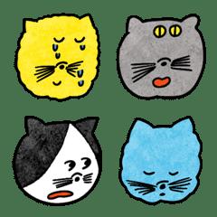 チルチッタの猫たち絵文字