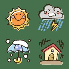 お天気★災害