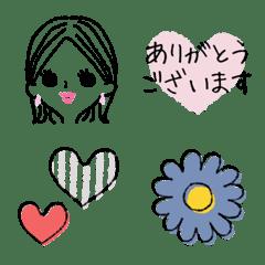 オシャレ♪大人女子の敬語mix