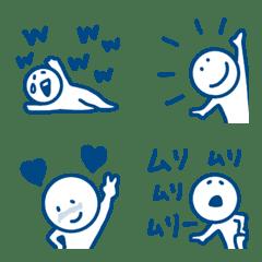 【人気のネイビーの一言シリーズ21】