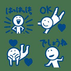 【人気のネイビーの一言シリーズ20】