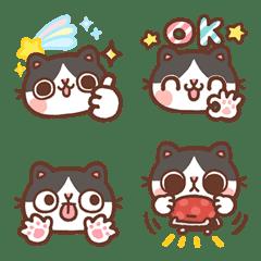 ミルク猫 宝ちゃん♪絵文字