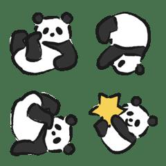 パンダ愛好家のための絵文字