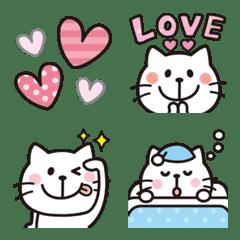 大人可愛い♡ネコの絵文字10