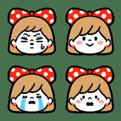 りぼんちゃん絵文字