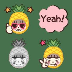 夏色★PINEAPPLEガール