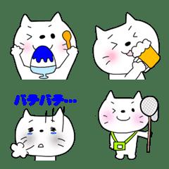 ☆変顔なねこ サマーバージョン☆