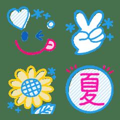★☆夏☆★絵文字