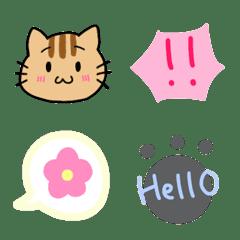 かわいい猫絵文字