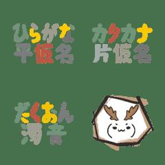 一緒に日本語を学ぶ(50音)