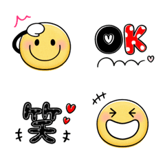 【Smiley Face】 ♡ キラキラミニver.