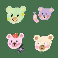 Rainbow Bear01
