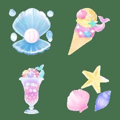 Shell Mermaid Dream