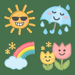 お天気✳︎絵文字