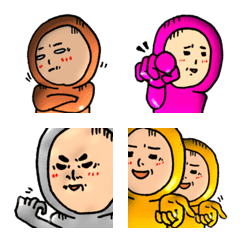 カラフル人間の日常 第二弾【挨拶】