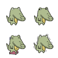 Crocodile jr