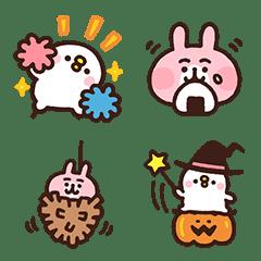 カナヘイの小動物ハロウィン絵文字