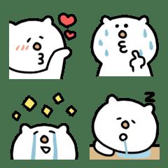 ゆるっとゆるクマ♡絵文字