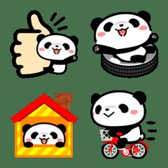 パンダの絵文字7