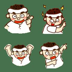 ハツラツ親方くん絵文字 Part1