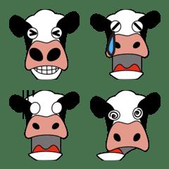 牛のウッシー絵文字