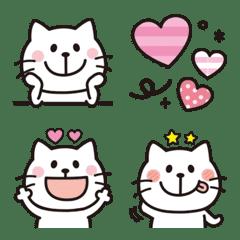大人可愛い♡ネコの絵文字