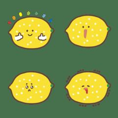 さわやかレモン絵文字3