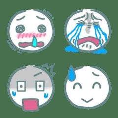 shirokoの感情的なシロマル